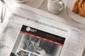 newspaperheattreat